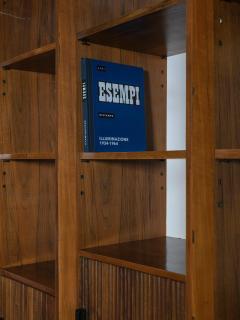 Antonio Ignazio Faranda Custom Made Bookcase by Antonio Ignazio Faranda - 2121940