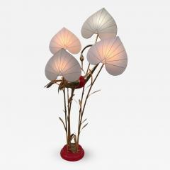 Antonio Pavia Brass Crane Floor Lamp by Antonio Pavia - 440107