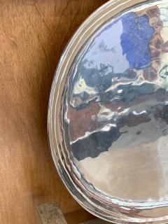 Antonio Pineda Mexican Modernist Silver Tray by Antonio Pineda - 1310008