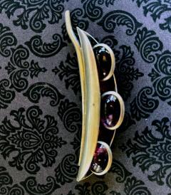 Antonio Pineda Mexican Sterling Silver Brooch Antonio Pineda - 1902529