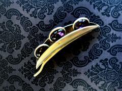 Antonio Pineda Mexican Sterling Silver Brooch Antonio Pineda - 1902531