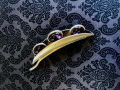 Antonio Pineda Mexican Sterling Silver Brooch Antonio Pineda - 1902550