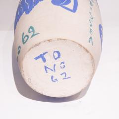 Antonio Zancanaro Antonio Zancanaro Vase in ceramic 1962 - 954278