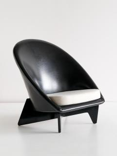 Antti Nurmesniemi Pair of Antti Nurmesniemi Lounge Chairs Designed for Hotel Palace Finland 1952 - 1754951