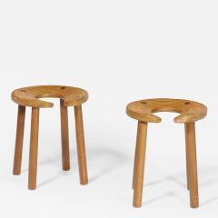 Antti Nurmsniemi Pair of stools - 1112958