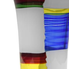 Anzolo Fuga Anzolo Fuga Rare Bandiere Vase 1955 6 - 1850033
