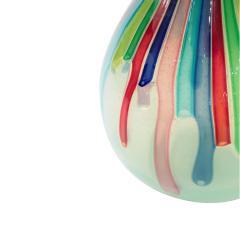 Anzolo Fuga Anzolo Fuga Rare Hand Blown Hourglass Vase ca 1960 - 595672