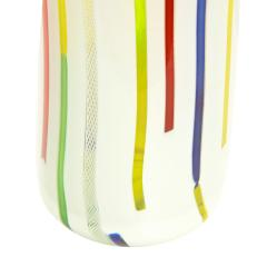 Anzolo Fuga Anzolo Fuga Vase with Vertical Rods 1955 56 - 2070354