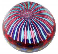 Anzolo Fuga Exceptional Hand Blown Glass Vase by Anzolo Fuga for A V E M  - 202377