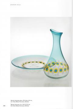 Anzolo Fuga Hand Blown Glass Murrine Incatenate Vase by Anzolo Fuga for A V E M  - 202386