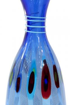 Anzolo Fuga Rare set of Hand Blown Glass Vases by Anzolo Fuga for A V E M  - 202181