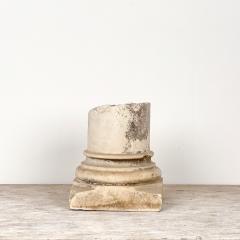 Apollo Temple Column Base Fragment Ancient Italy - 1989489