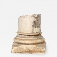 Apollo Temple Column Base Fragment Ancient Italy - 1994250