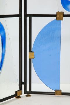 Arberto Toini Italian Murano glass screen by Alberto Toini - 1203323