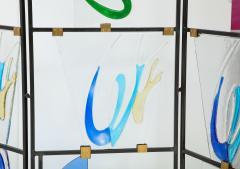 Arberto Toini Italian Murano glass screen by Alberto Toini - 1203327
