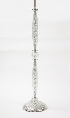 Archimede Seguso Archimede Seguso Murano Glass Floor Lamp - 2112433
