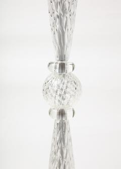Archimede Seguso Archimede Seguso Murano Glass Floor Lamp - 2112437