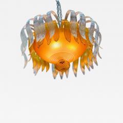 Archimede Seguso STUNNING MURANO GLASS CHANDELIER - 1180855