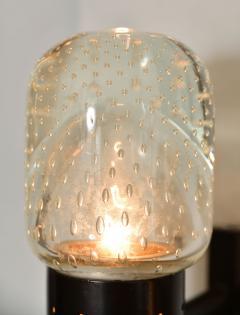 Archimede Seguso Set of two 1950s Italian Seguso bubble wall lights - 1578181