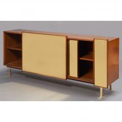 Architectural Asymmetrical Cabinet France 1970s - 298794