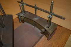 Architectural Patent Design Model of a Swing Bridge - 885301