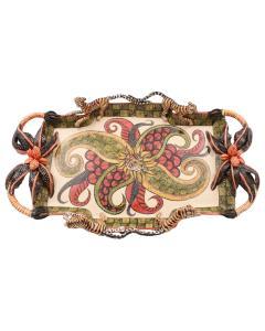 Ardmore Ceramic Art Tiger Platter - 1645166