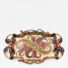 Ardmore Ceramic Art Tiger Platter - 1645469