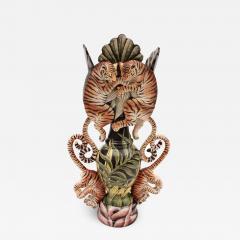Ardmore Ceramic Art Tiger Vase - 1627560