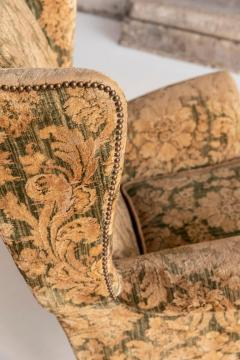 Armchair and Its Ottoman - 1738482