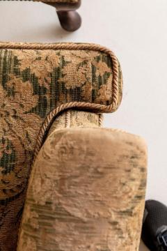 Armchair and Its Ottoman - 1738495
