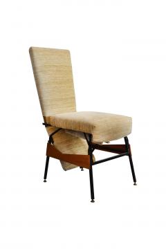 Armchair chaise longue italian production from 50s - 1509921