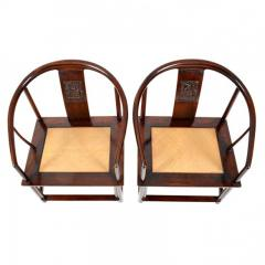 Armchairs China Rosewood 1900s - 173758