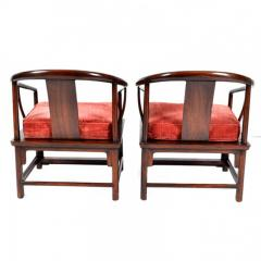 Armchairs China Rosewood 1900s - 173759