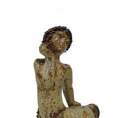 Arne Bang Arne Bang Stoneware Figurine in sung glaze 1928 - 1960992