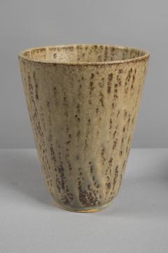 Arne Bang Stoneware Vase by Arne Bang Denmark 1950s - 677440