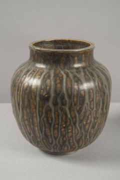 Arne Bang Stoneware Vase by Arne Bang Denmark 1950s - 681861
