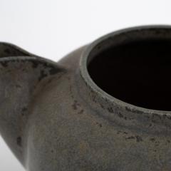 Arne Bang Tea pot in grey blue glaze - 868450
