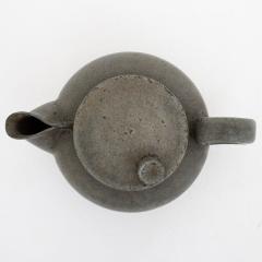 Arne Bang Tea pot in grey blue glaze - 868452