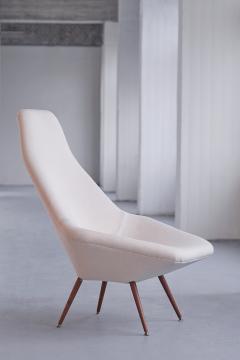 Arne Dahl n Arne Dahl n Lounge Chair Dahl ns Dalums F t ljindustri Sweden 1960s - 1226563