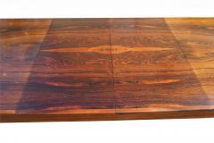 Arne Hovmand Olsen Arne Hovmand Olsen Mogens Kold Rosewood Danish Extension Table Dining Table - 1789350
