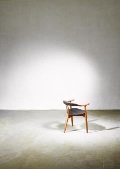 Arne Hovmand Olsen Arne Hovmand Olsen three legged chair Denmark 1950s - 967917