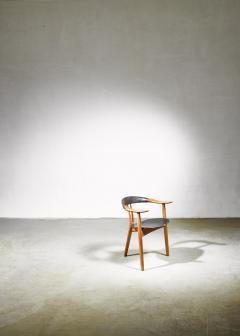 Arne Hovmand Olsen Arne Hovmand Olsen three legged chair Denmark 1950s - 967918