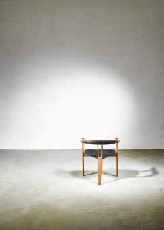 Arne Hovmand Olsen Arne Hovmand Olsen three legged chair Denmark 1950s - 967919