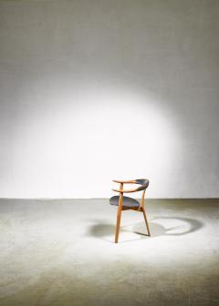 Arne Hovmand Olsen Arne Hovmand Olsen three legged chair Denmark 1950s - 967921