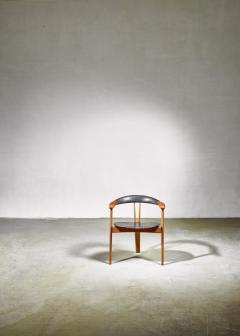 Arne Hovmand Olsen Arne Hovmand Olsen three legged chair Denmark 1950s - 967922