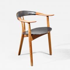 Arne Hovmand Olsen Arne Hovmand Olsen three legged chair Denmark 1950s - 968551