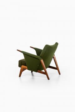 Arne Hovmand Olsen Easy Chair Model 480 Produced by Alf Juul Rasmussens Polsterm belfabrik - 1860558