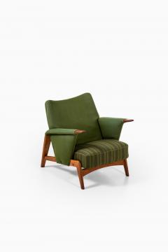 Arne Hovmand Olsen Easy Chair Model 480 Produced by Alf Juul Rasmussens Polsterm belfabrik - 1860561