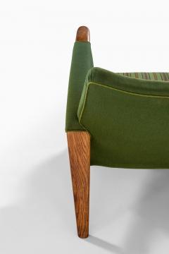 Arne Hovmand Olsen Easy Chair Model 480 Produced by Alf Juul Rasmussens Polsterm belfabrik - 1860562