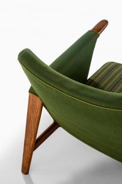 Arne Hovmand Olsen Easy Chair Model 480 Produced by Alf Juul Rasmussens Polsterm belfabrik - 1860563